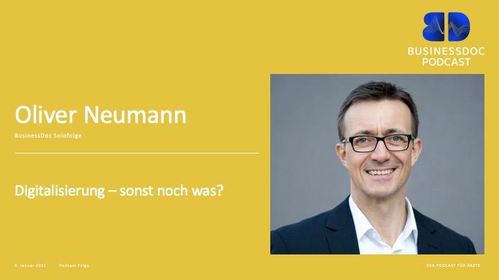 """""""Digitalisierung – sonst noch was"""""""